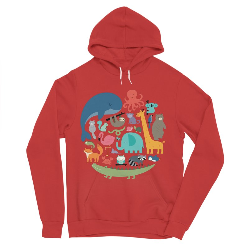 We Are One Women's Pullover Hoody by andywestface's Artist Shop