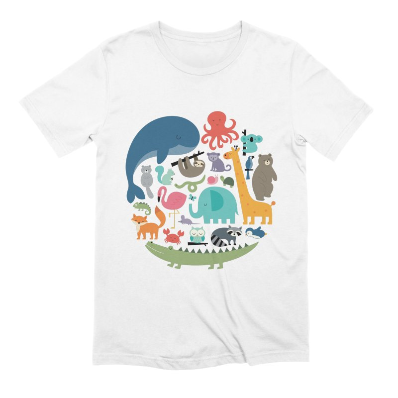 We Are One Men's T-Shirt by andywestface's Artist Shop
