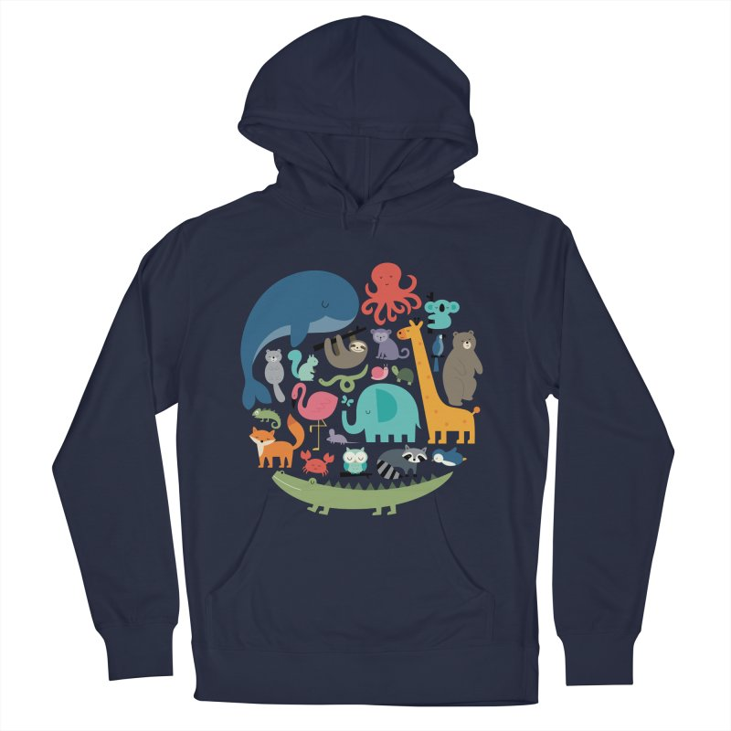 We Are One Men's Pullover Hoody by andywestface's Artist Shop
