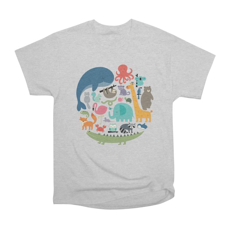 We Are One Men's Heavyweight T-Shirt by andywestface's Artist Shop