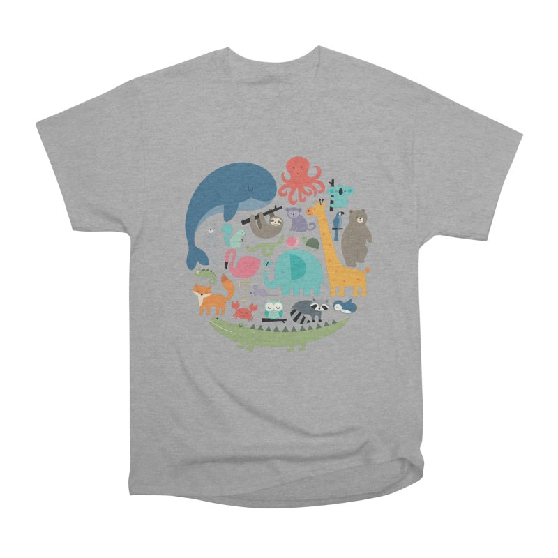We Are One Women's Heavyweight Unisex T-Shirt by andywestface's Artist Shop