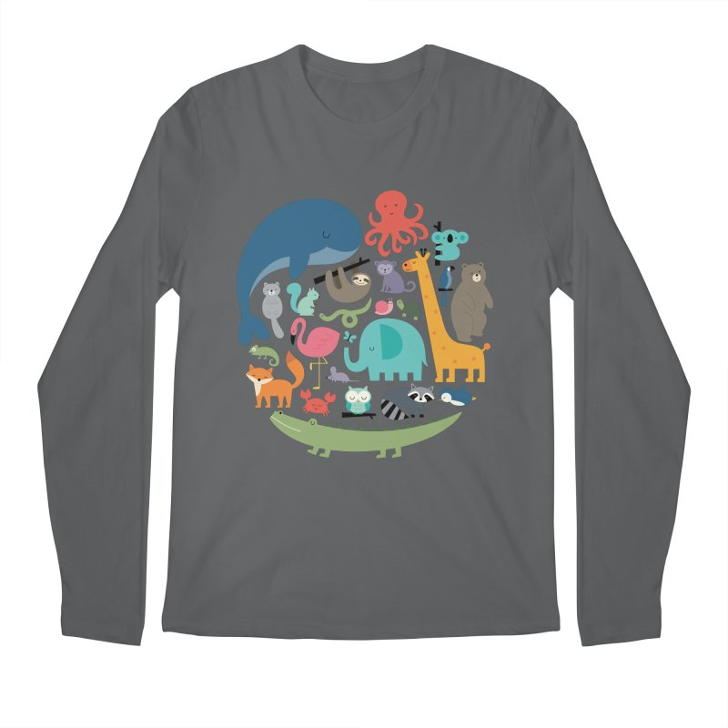 We Are One Men's Longsleeve T-Shirt by andywestface's Artist Shop