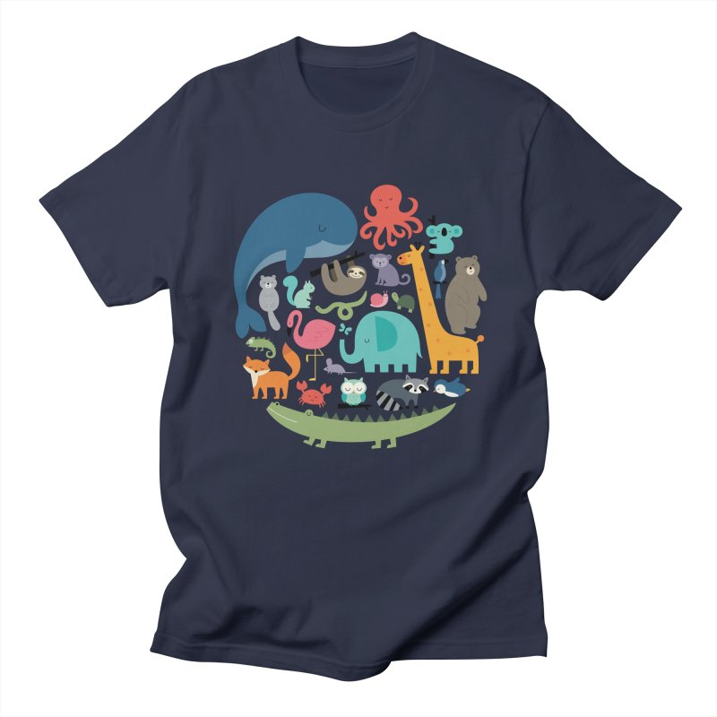 We Are One Men's Regular T-Shirt by andywestface's Artist Shop