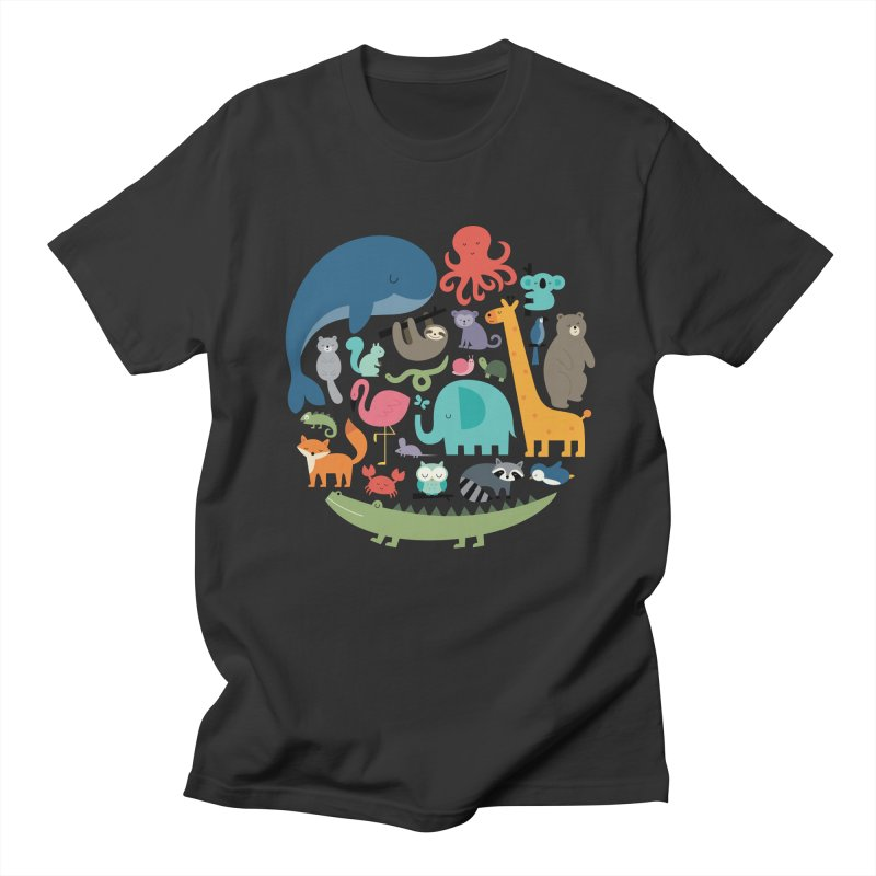 We Are One Women's Regular Unisex T-Shirt by andywestface's Artist Shop