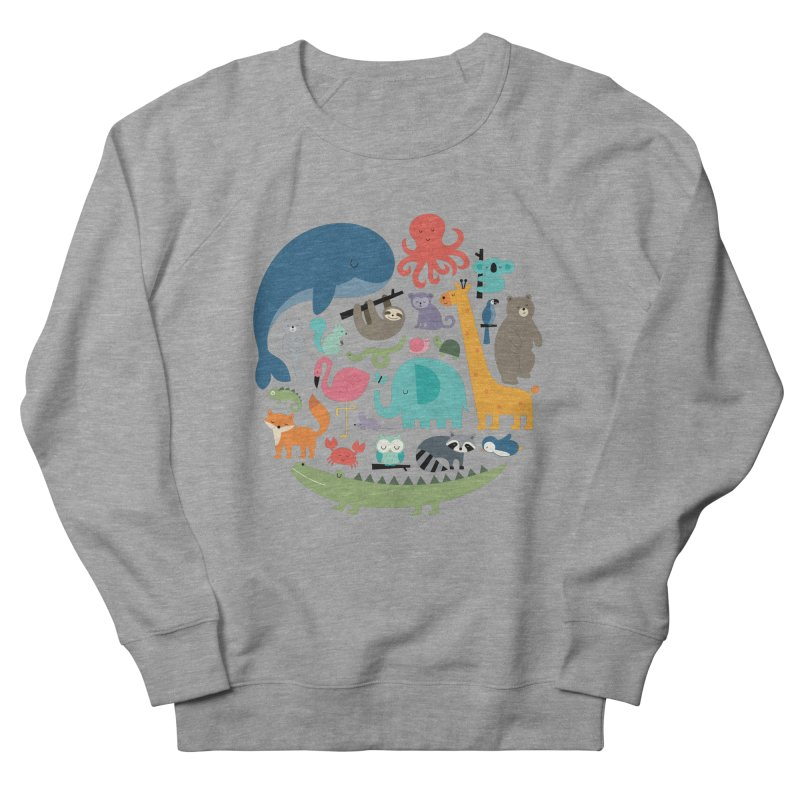 We Are One Women's French Terry Sweatshirt by andywestface's Artist Shop