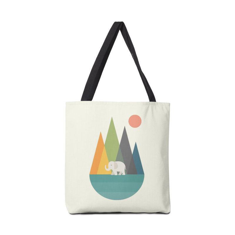 Walk In Peace Accessories Tote Bag Bag by andywestface's Artist Shop