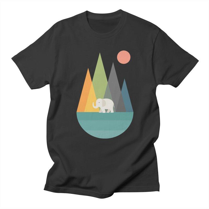 Walk In Peace Women's Regular Unisex T-Shirt by andywestface's Artist Shop