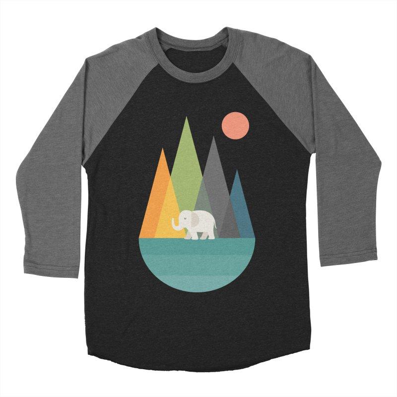 Walk In Peace Women's Baseball Triblend Longsleeve T-Shirt by andywestface's Artist Shop