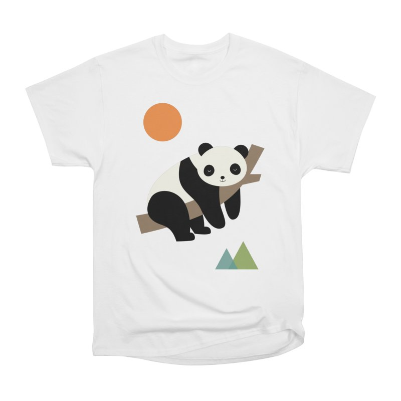 Lazy Day Men's Heavyweight T-Shirt by andywestface's Artist Shop