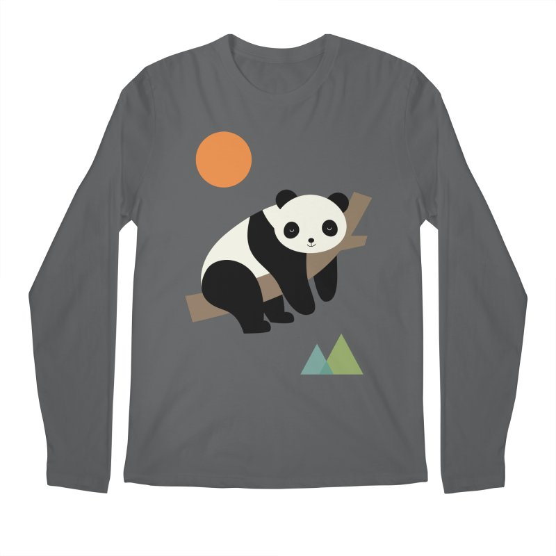 Lazy Day Men's Longsleeve T-Shirt by andywestface's Artist Shop