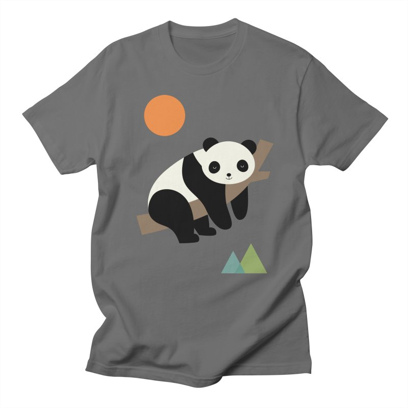 Lazy Day Men's T-Shirt by andywestface's Artist Shop