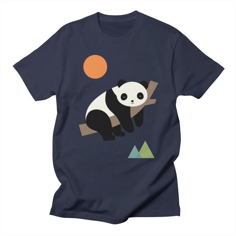 Lazy Day Women's Regular Unisex T-Shirt by andywestface's Artist Shop