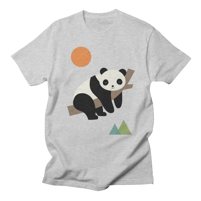 Lazy Day Men's Regular T-Shirt by andywestface's Artist Shop