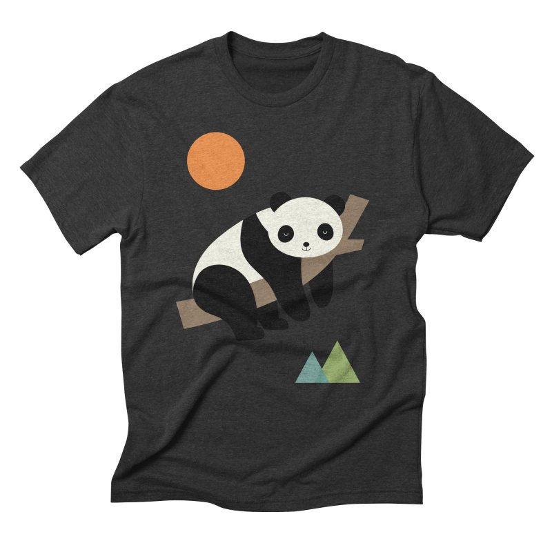 Lazy Day Men's Triblend T-Shirt by andywestface's Artist Shop