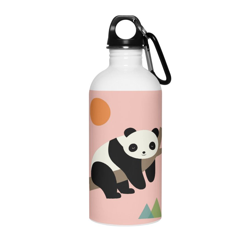 Lazy Day Accessories Water Bottle by andywestface's Artist Shop