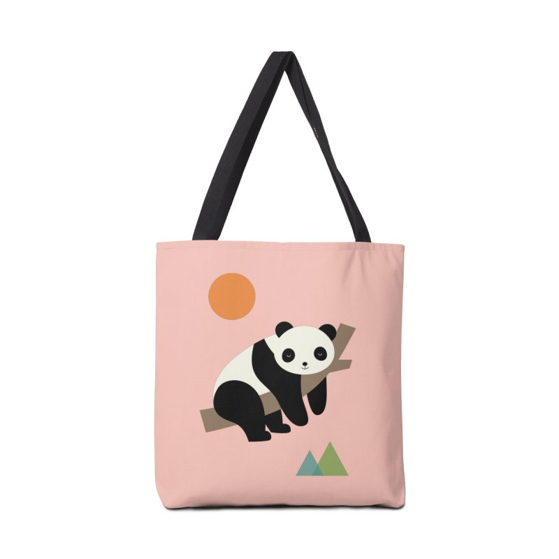Lazy Day Accessories Tote Bag Bag by andywestface's Artist Shop