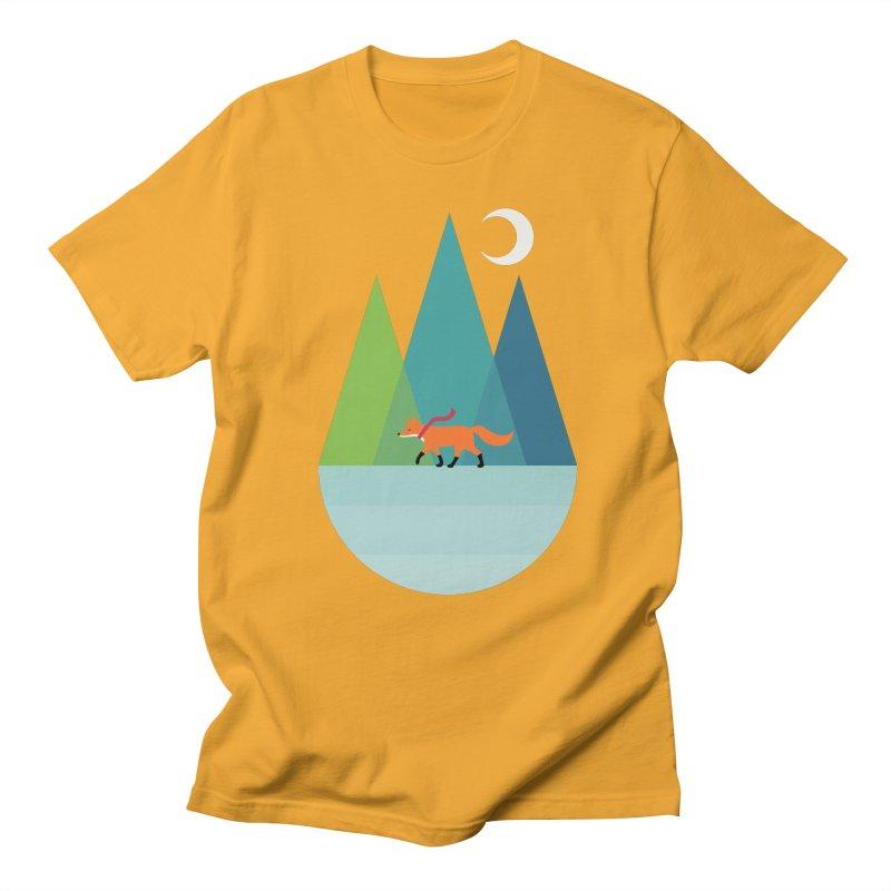 Walk Alone Men's Regular T-Shirt by andywestface's Artist Shop