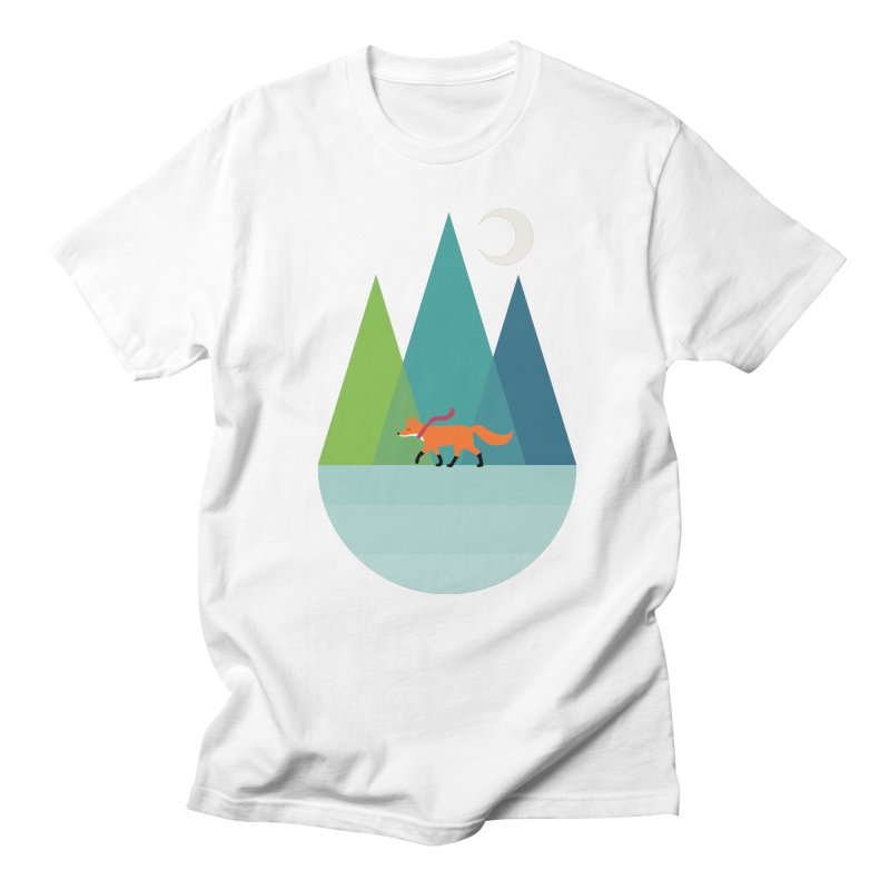 Walk Alone Women's Regular Unisex T-Shirt by andywestface's Artist Shop