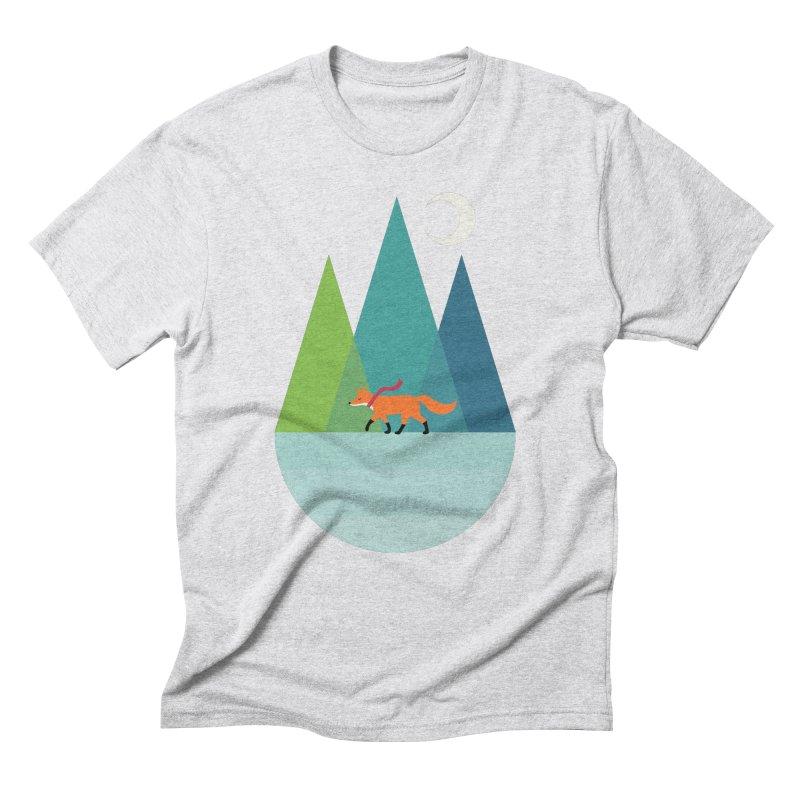 Walk Alone Men's Triblend T-Shirt by andywestface's Artist Shop