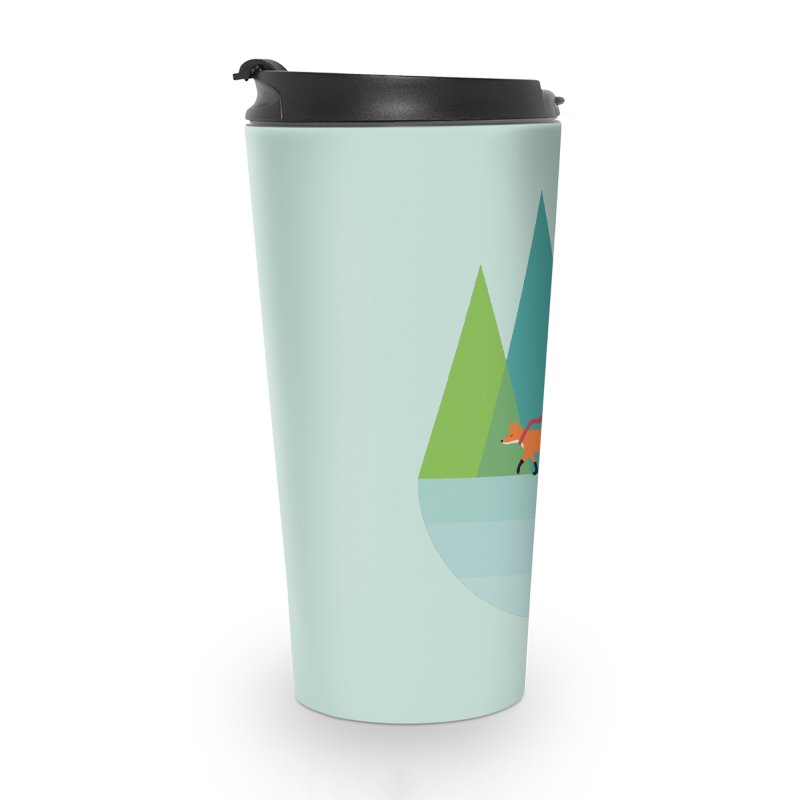 Walk Alone Accessories Travel Mug by andywestface's Artist Shop