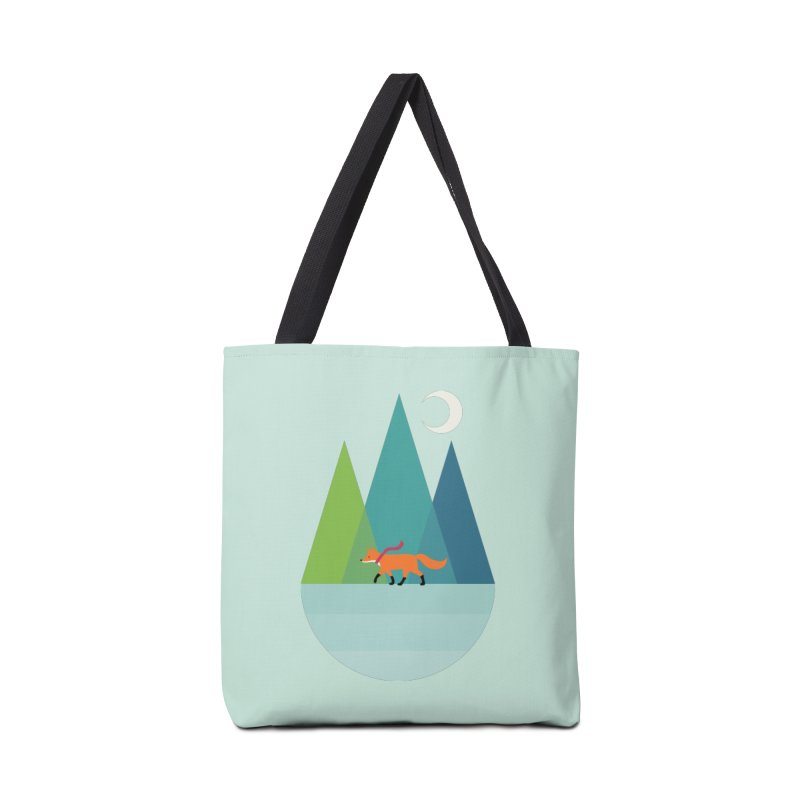 Walk Alone Accessories Tote Bag Bag by andywestface's Artist Shop