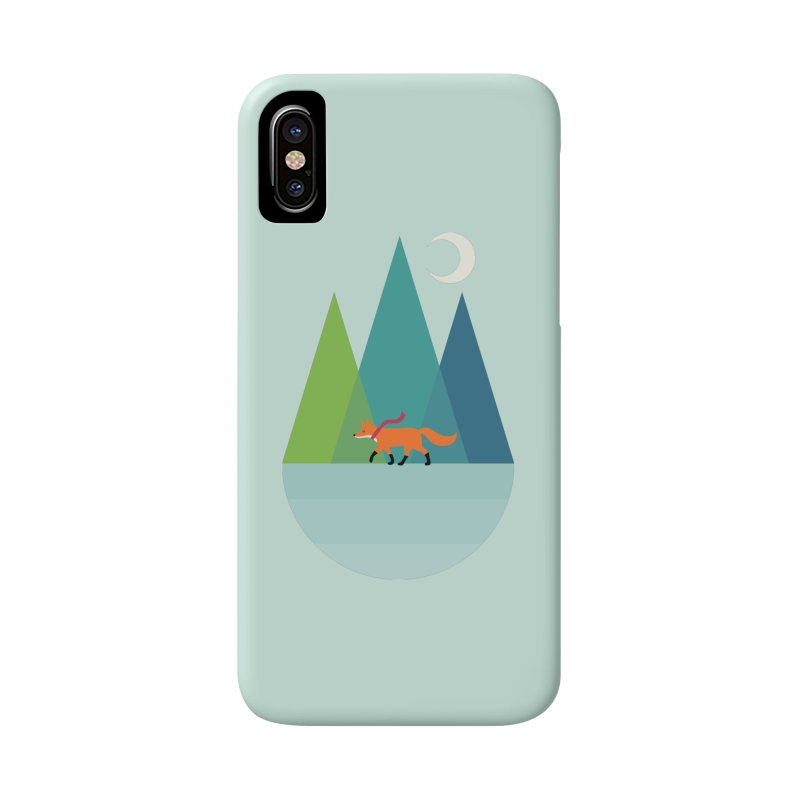Walk Alone Accessories Phone Case by andywestface's Artist Shop