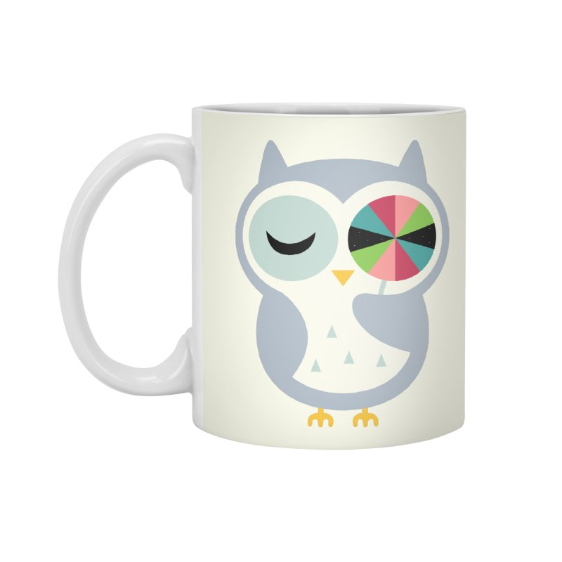 Sweet Holiday Wishes Accessories Standard Mug by andywestface's Artist Shop