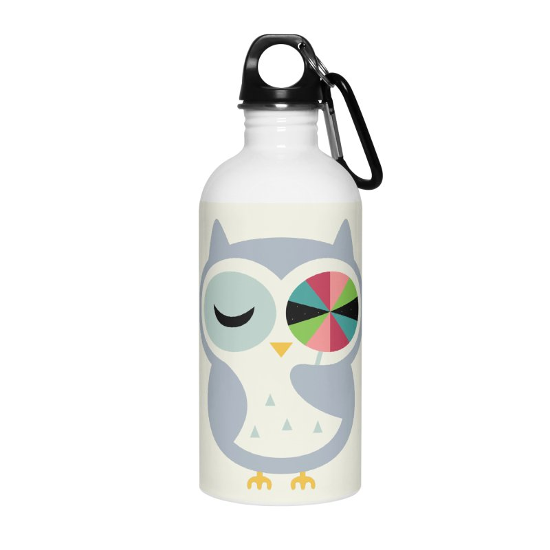 Sweet Holiday Wishes Accessories Water Bottle by andywestface's Artist Shop