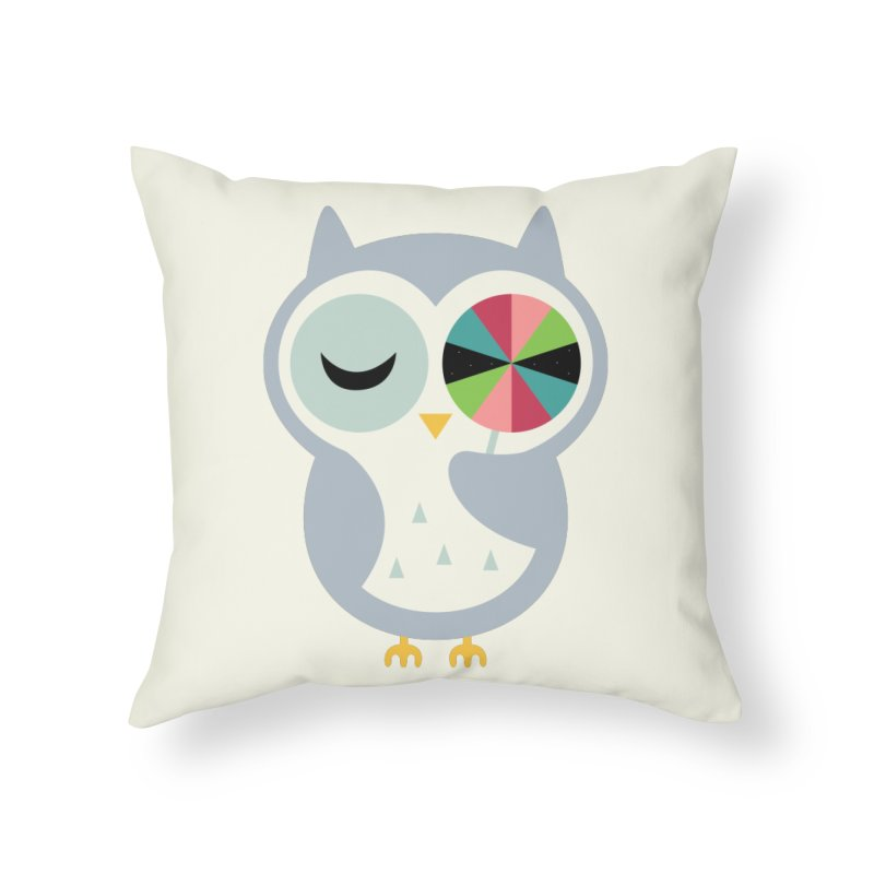 Sweet Holiday Wishes Home Throw Pillow by andywestface's Artist Shop