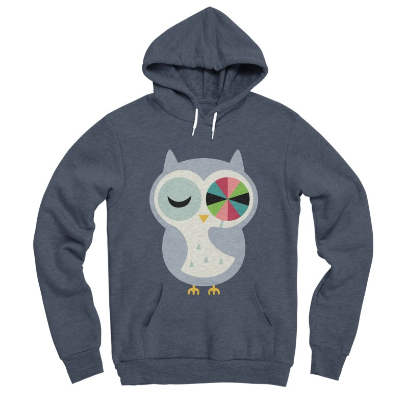 Sweet Holiday Wishes Men's Sponge Fleece Pullover Hoody by andywestface's Artist Shop