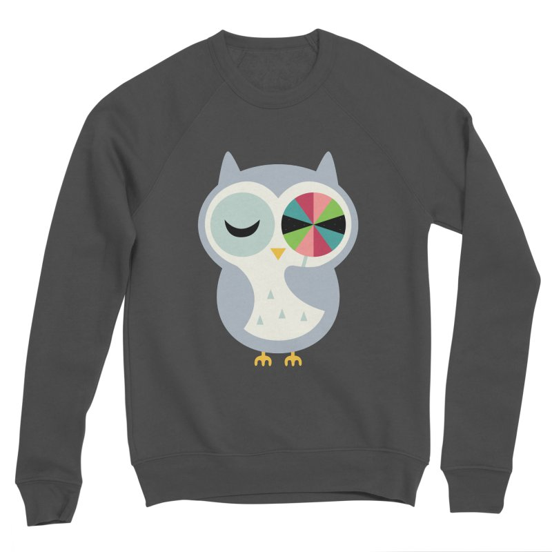 Sweet Holiday Wishes Women's Sponge Fleece Sweatshirt by andywestface's Artist Shop