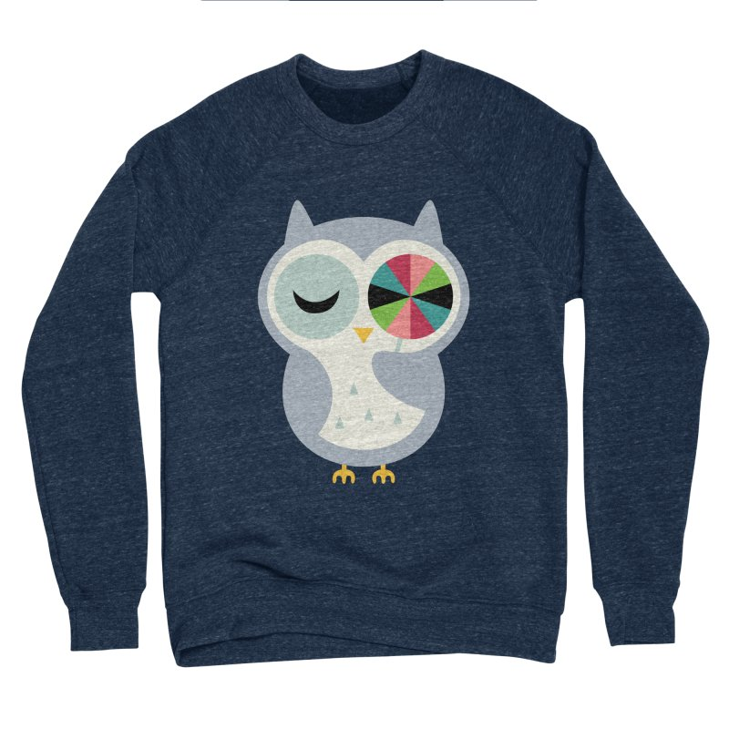 Sweet Holiday Wishes Men's Sponge Fleece Sweatshirt by andywestface's Artist Shop