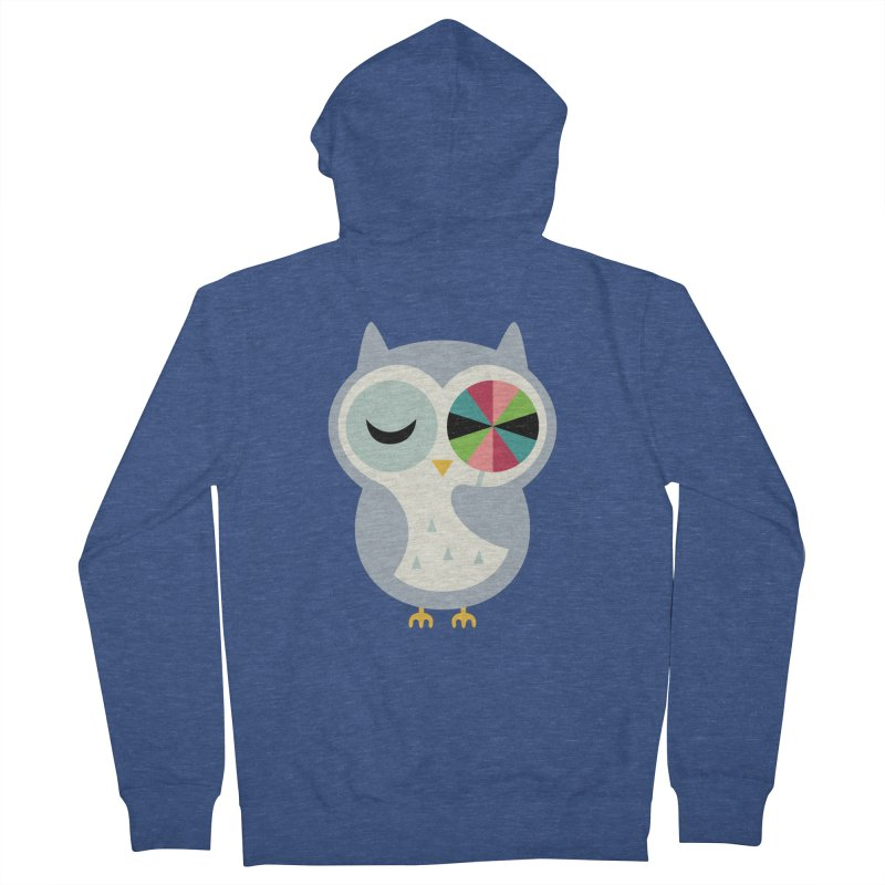 Sweet Holiday Wishes Women's French Terry Zip-Up Hoody by andywestface's Artist Shop