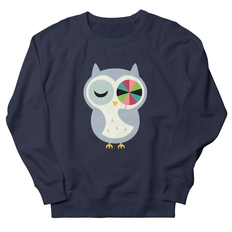 Sweet Holiday Wishes Women's French Terry Sweatshirt by andywestface's Artist Shop