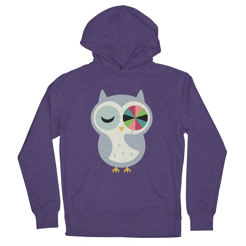Sweet Holiday Wishes Women's French Terry Pullover Hoody by andywestface's Artist Shop