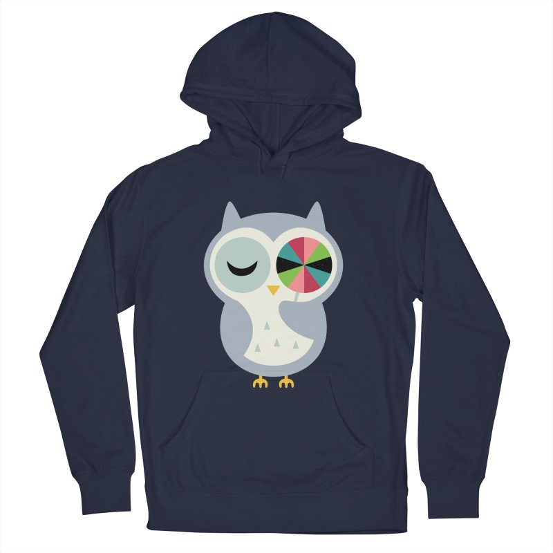Sweet Holiday Wishes Men's French Terry Pullover Hoody by andywestface's Artist Shop