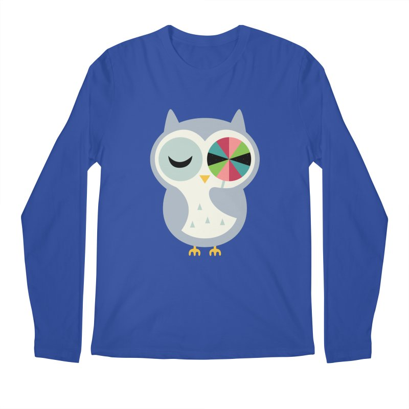 Sweet Holiday Wishes Men's Regular Longsleeve T-Shirt by andywestface's Artist Shop