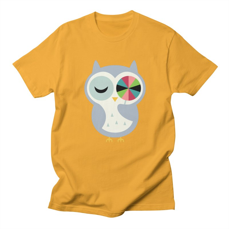 Sweet Holiday Wishes Men's Regular T-Shirt by andywestface's Artist Shop