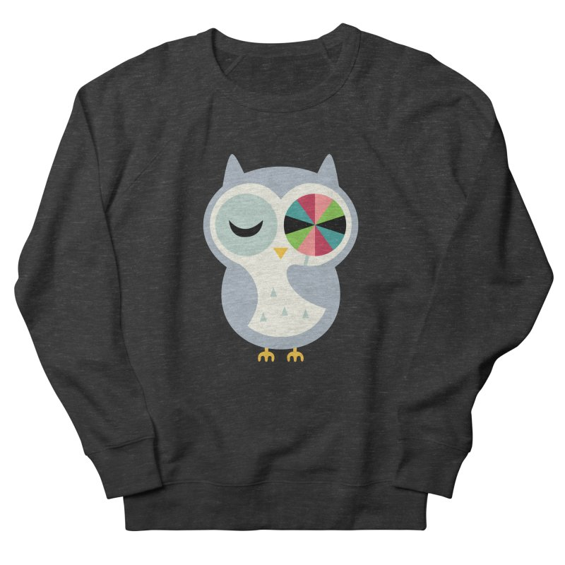 Sweet Holiday Wishes Men's French Terry Sweatshirt by andywestface's Artist Shop