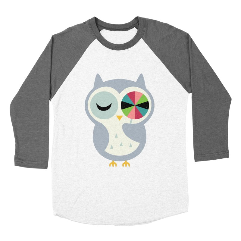 Sweet Holiday Wishes Men's Baseball Triblend Longsleeve T-Shirt by andywestface's Artist Shop