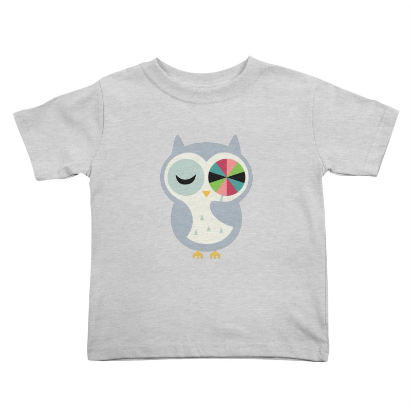 Sweet Holiday Wishes Kids Toddler T-Shirt by andywestface's Artist Shop
