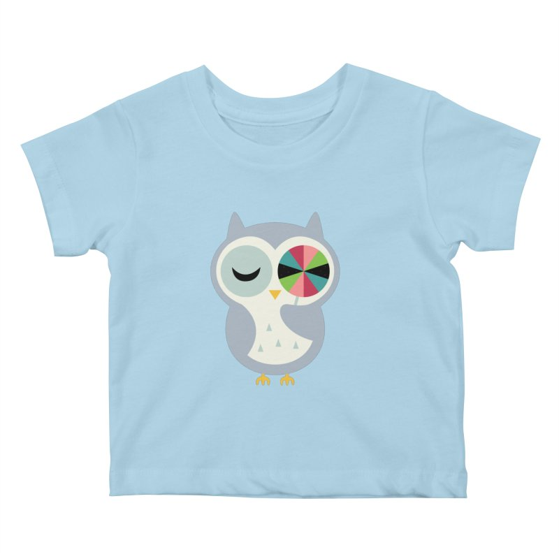 Sweet Holiday Wishes Kids Baby T-Shirt by andywestface's Artist Shop