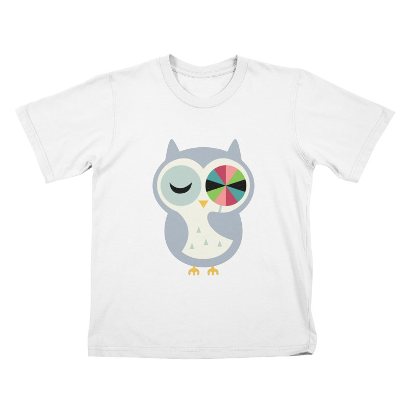 Sweet Holiday Wishes Kids T-Shirt by andywestface's Artist Shop
