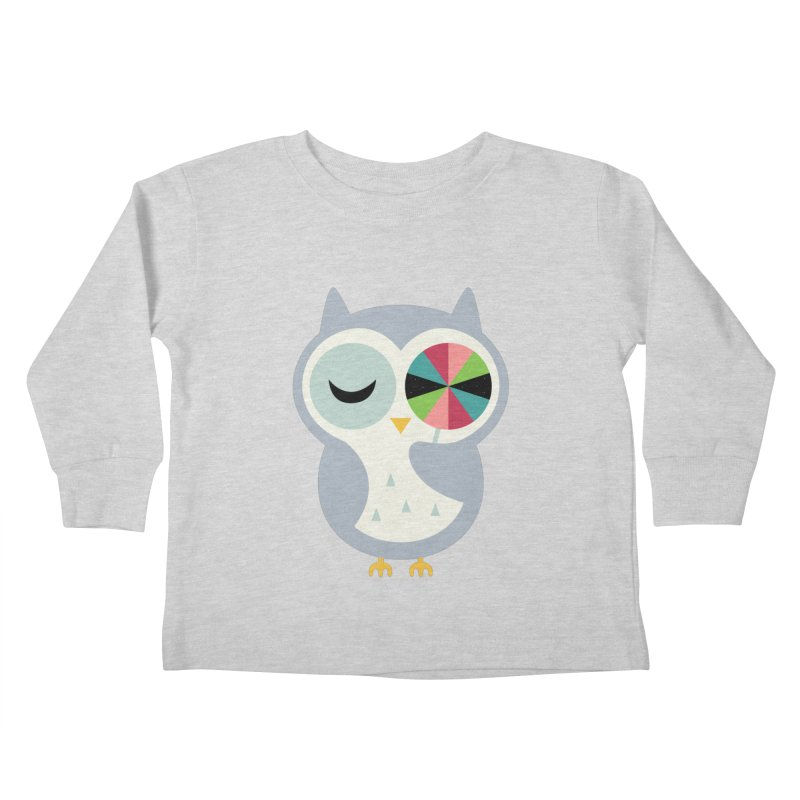Sweet Holiday Wishes Kids Toddler Longsleeve T-Shirt by andywestface's Artist Shop