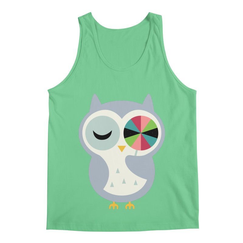 Sweet Holiday Wishes Men's Regular Tank by andywestface's Artist Shop