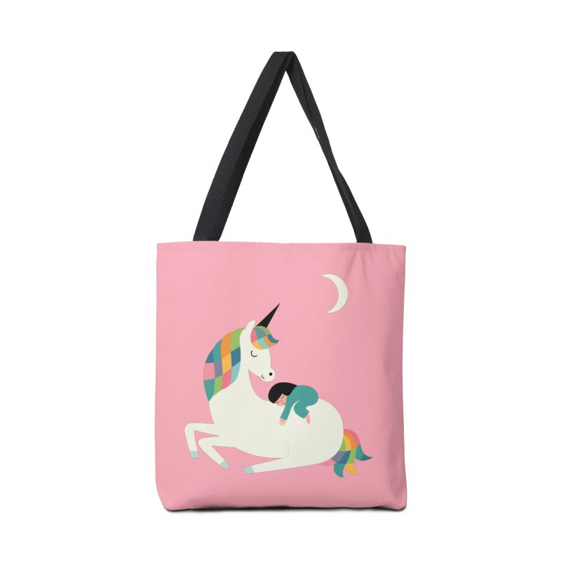 Me Time Accessories Bag by andywestface's Artist Shop
