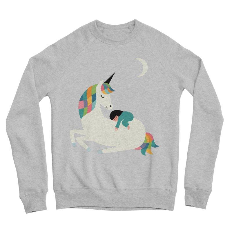 Me Time Men's Sponge Fleece Sweatshirt by andywestface's Artist Shop