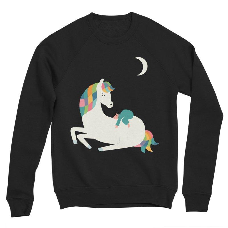 Me Time Women's Sponge Fleece Sweatshirt by andywestface's Artist Shop