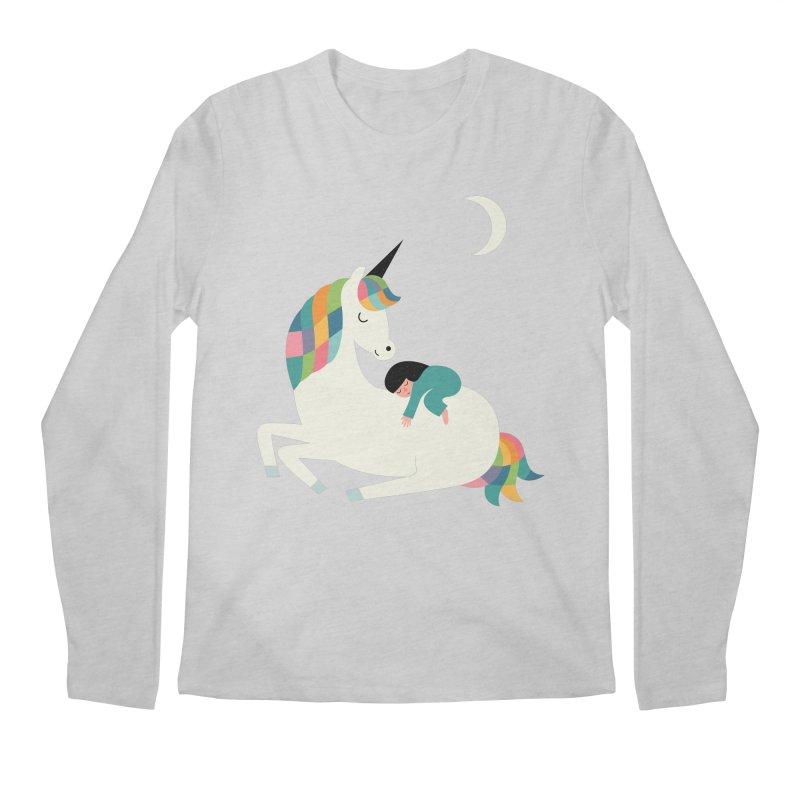 Me Time Men's Regular Longsleeve T-Shirt by andywestface's Artist Shop