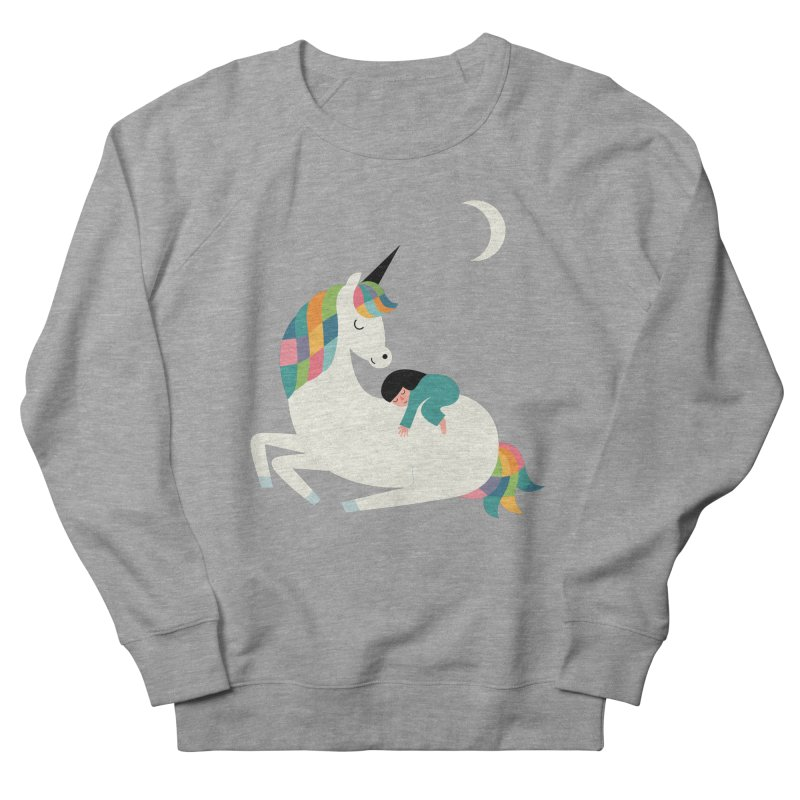 Me Time Women's French Terry Sweatshirt by andywestface's Artist Shop